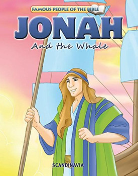 Jonah and the Whale - Famous People of the Bible Board Book