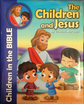 The Children and Jesus (Children of the Bible)