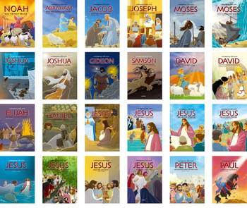 The Contemporary Bible Series, 12 Titles in a Slipcase, CEV