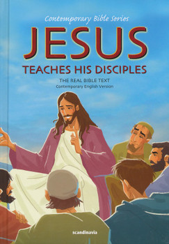 Jesus Teaches His Disciples CEV Word-for-Word