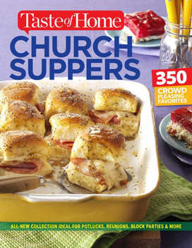 Taste of Home: Church Suppers