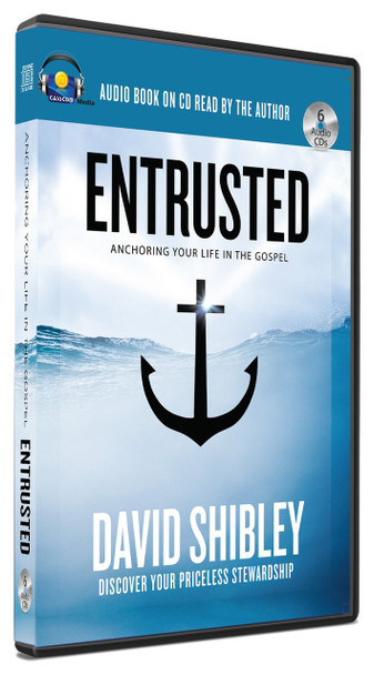 Entrusted: Anchoring Your Life in the Gospel (CD)