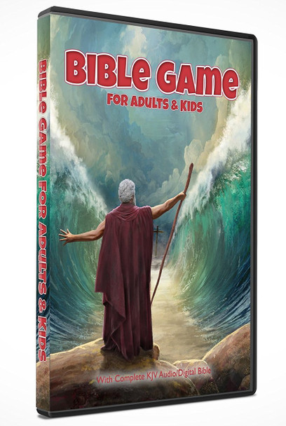 Bible Game for Adults & Kids