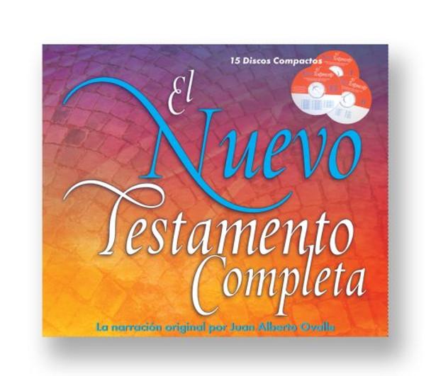 El Nuevo Testamento Completa RV 2000 (CD)