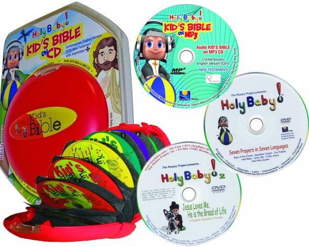 Holy Bible! Kid's Bible - Catholic Edition (CD)