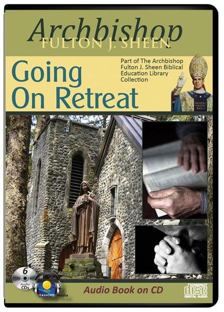 Going on Retreat (CD)