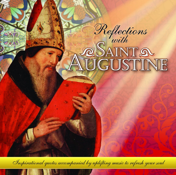 Reflections with St. Augustine (CD)