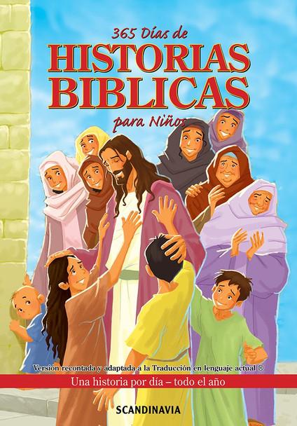 365 Días de Historias Bíblicas Para Niños