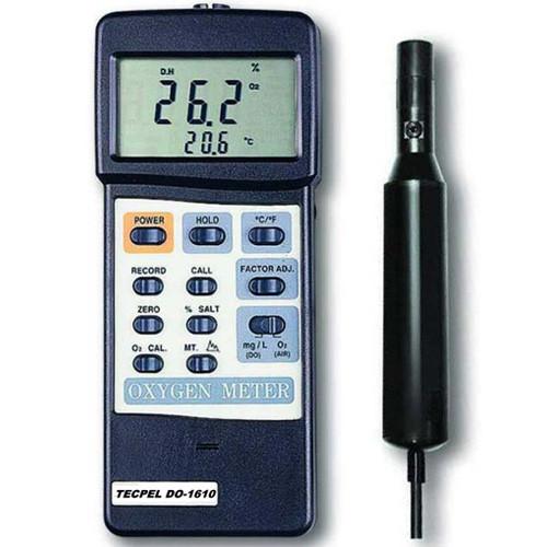 DO-1610 Disolved Oxygen Meter