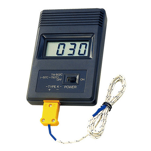TM-902C Thermometer With Thermocouple Probe (TM-902C)