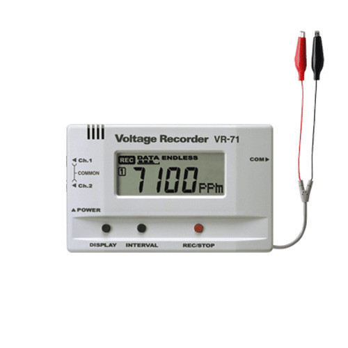 VR-71 Voltage Data Logger (VR-71)