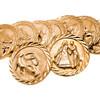 Wedding Arras - Gold Plated - ARO-010
