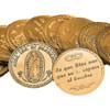 Wedding Arras - Gold Plated - ARO-020