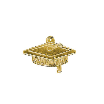 Graduation Pendant / Yellow Gold - 1.1 Gr. - ORO-G08