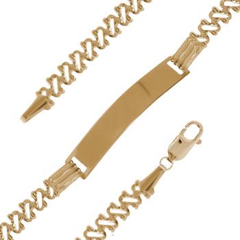 Yellow Gold Bracelet - 2.6 gr - BLG-631