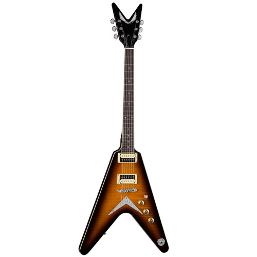 Dean V 79 FLAME TOP - TRANS BRAZILIA