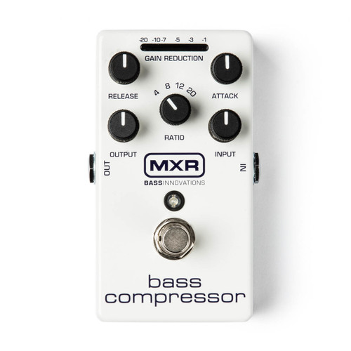 MXR® BASS COMPRESSOR M87