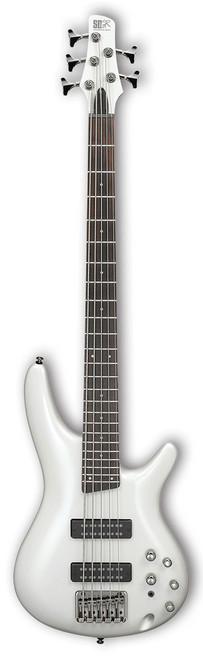Ibanez SR305E Pearl White
