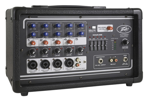 Peavey PV® 5300 Powered Mixer