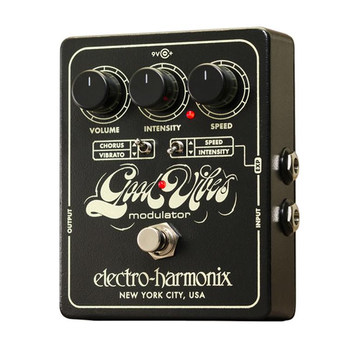 Electro Harmonix Good Vibes Analog Modulator