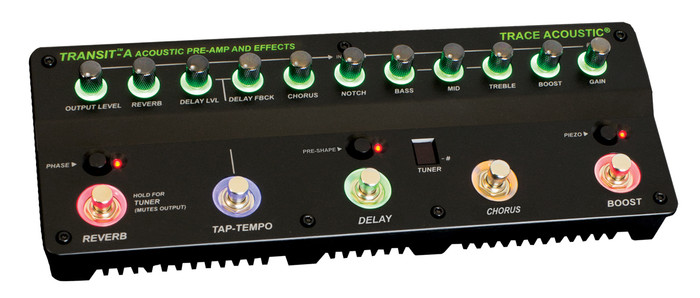Trace Elliot Transit™ A Acoustic Pre-amp & Effects