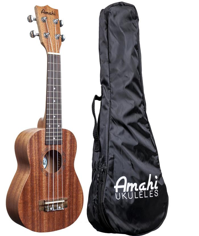 Amahi Mahogany UK120S (Soprano)