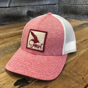 Heathered RRH Felt Patch Hat