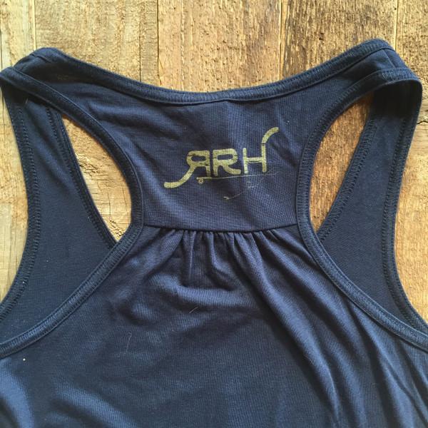 RRH mini logo - Back