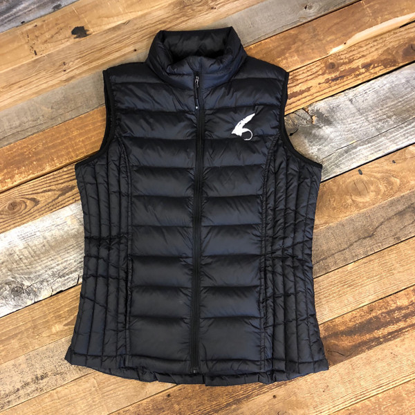 !NEW! Bighorn Packable Down Vest - Black