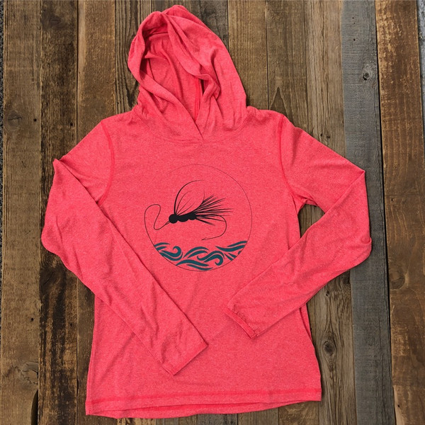 !NEW! UPF Cast It Hooded Shirt
