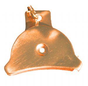 Sounder Brass Whistle - BACKORDERED