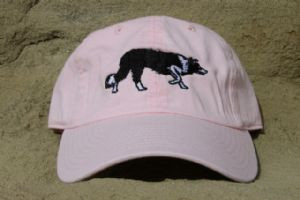 Pink Low Profile Cap