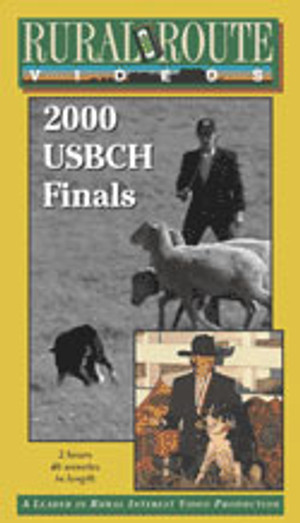 2000 National Sheepdog Finals