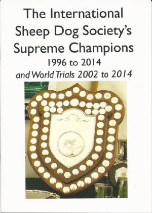 The International Sheep Dog Society's Supreme Champions