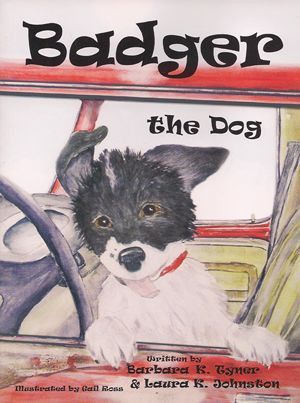Badger the Dog Mini Book