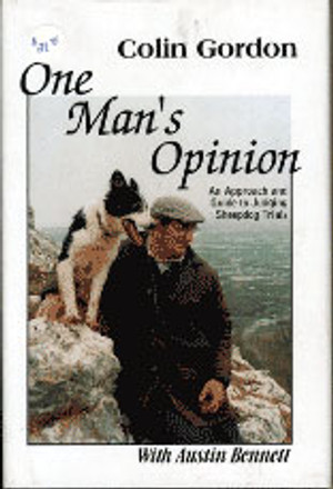 One Man's Opinion
