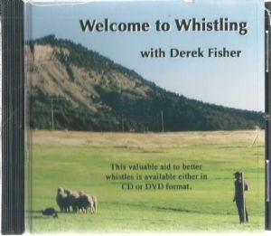 Welcome To Whistling CD with Derek Fisher