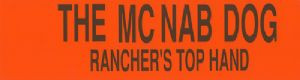 The McNab Dog Bumper Sticker
