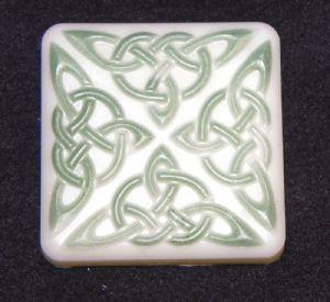 Celtic Bar Soap - Square