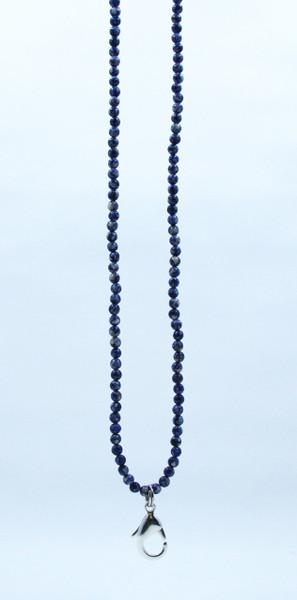 Stodlite small Blue Beaded Lanyard