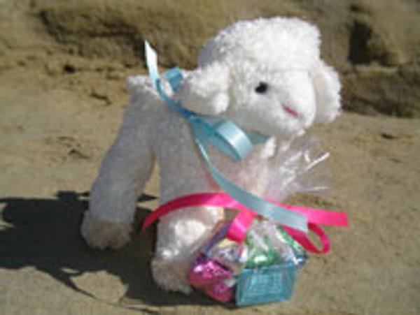 Babba Lamb Toy
