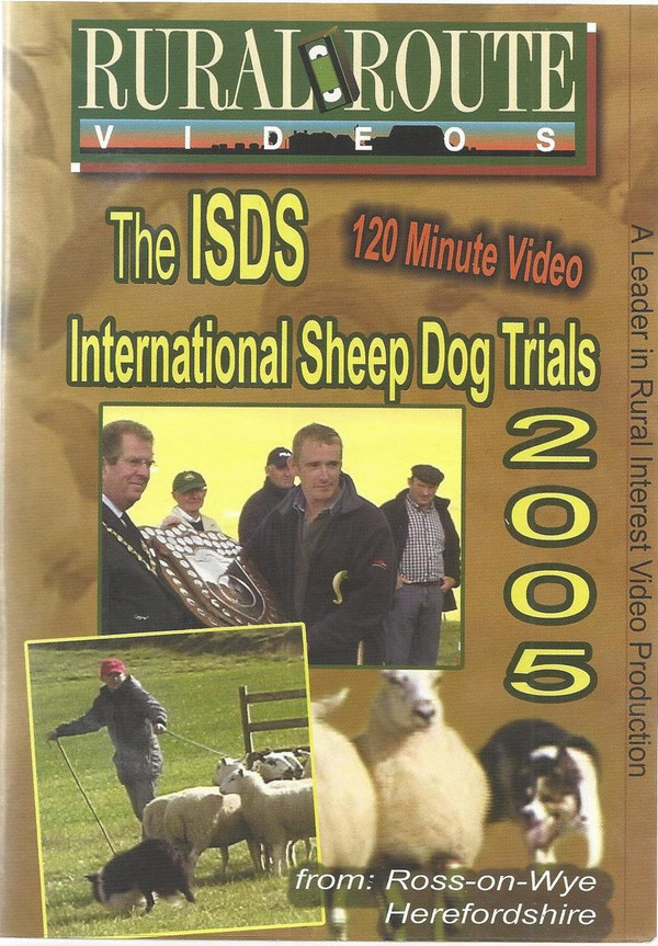 2005 International Sheepdog Trials