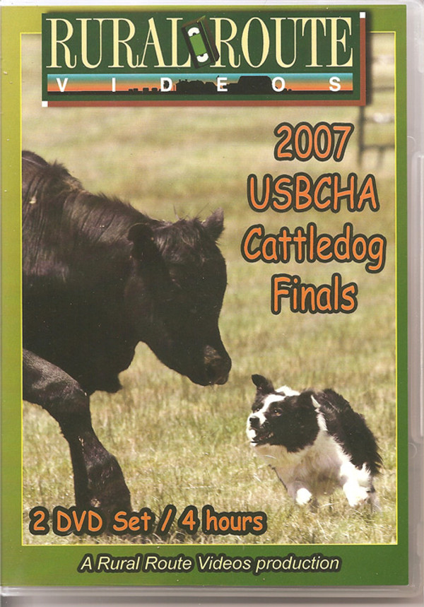 2007 National USBCHA Cattledog Finals
