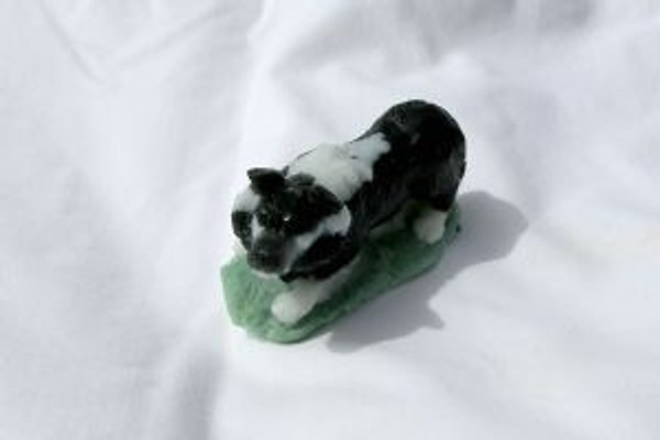 Border Collie Soap Gift Pack - B&W BC