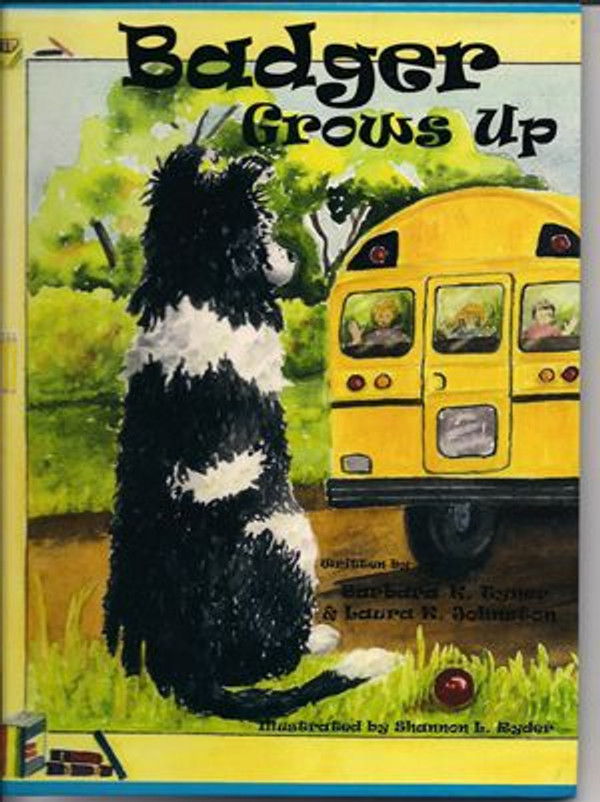 Badger Grows Up