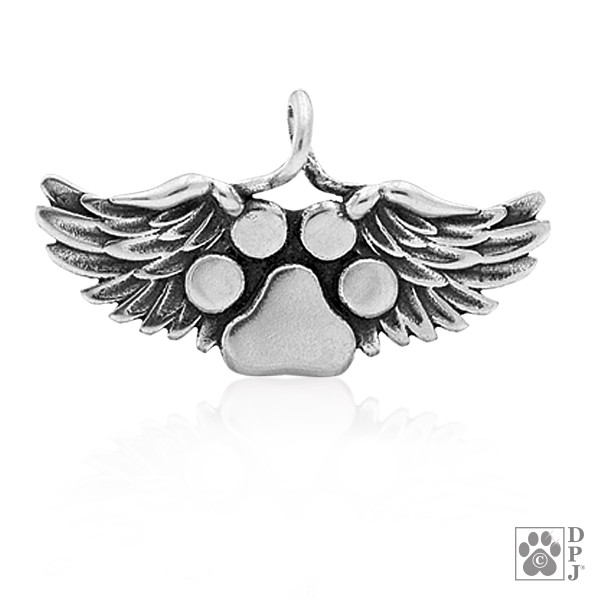 Paw Wings Pendant/Charm