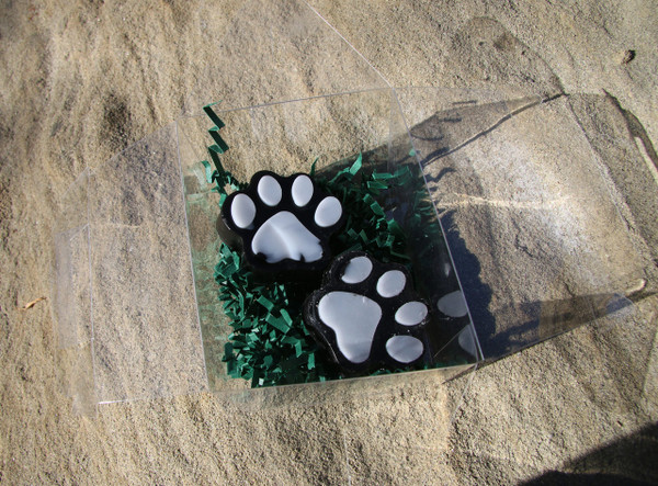 Dog Paw Gift Pack Soap