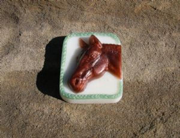 Goat Milk -Horse Head Soap