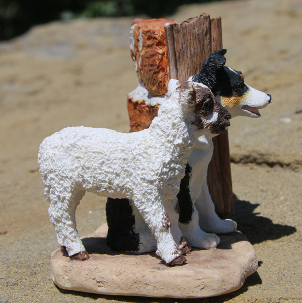 Molly & Meg Figurine