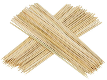 "JR 9512 - 12"" Bamboo Skewer"
